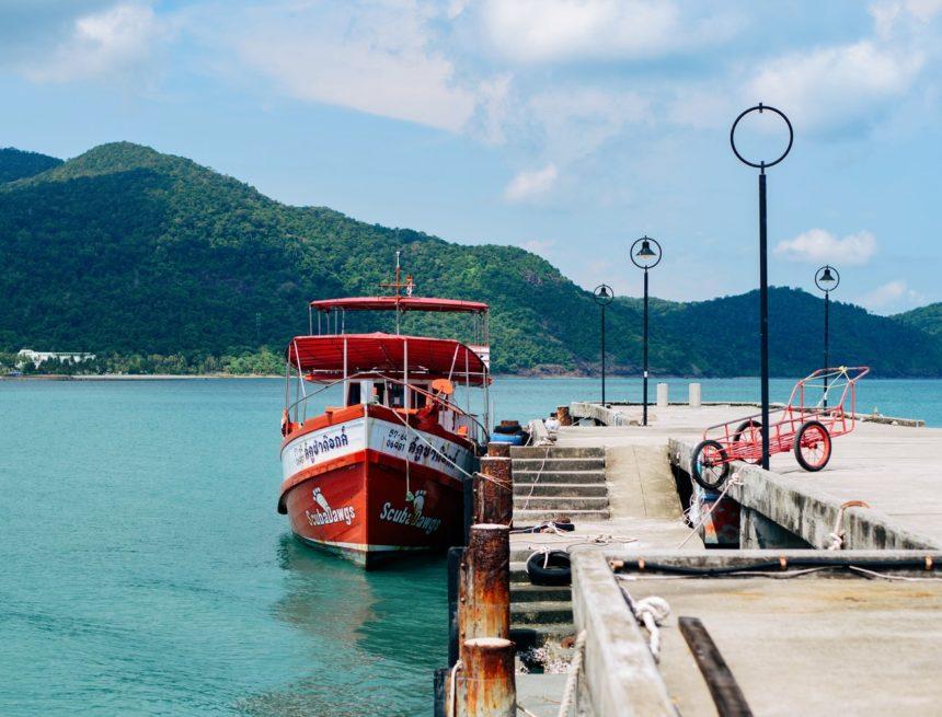 POLKA TU MIESZKA: TAJLANDIA