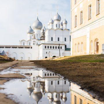 Monastery, ikony i krzyż słowiański, czyli o co chodzi w prawosławiu